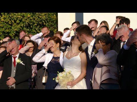 Szandra és Gábor - Esküvői Film