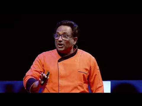 Create your own recipe for success   Sanjay Thumma   TEDxHyderabad