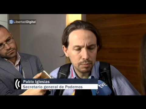 Pablo Iglesias Llama Machista A Una Periodista Que Le Pregunta Por Tania Sánchez video