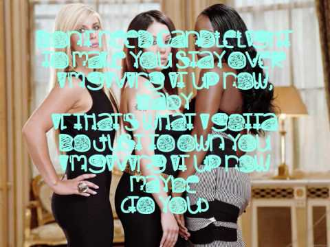 Sugababes - Red Dress - Lyrics klip izle