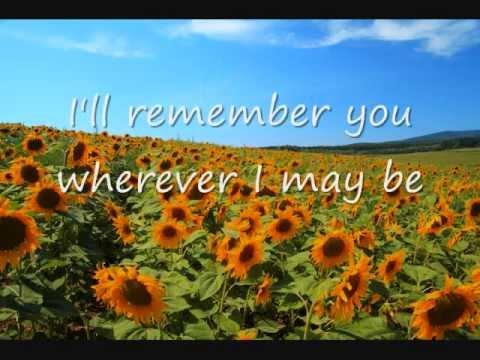 special memory (lyrics) lea s.