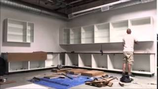 Ikea kitchen installation in 6 minutes