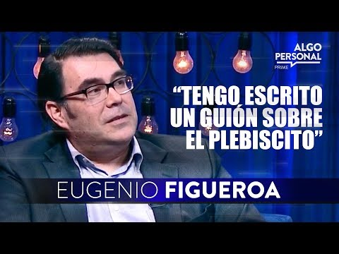 Eugenio Figueroa y su faceta de guionista (Algo Personal) MP3