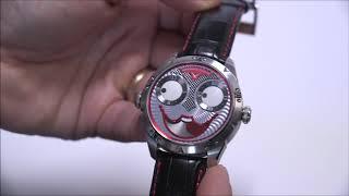 Konstantin Chaykin Joker Watch Review   aBlogtoWatch