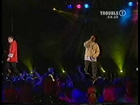 Boyzone - Shane Lynch and Keith Duffy - Girl You Know It's True on Pop 2000