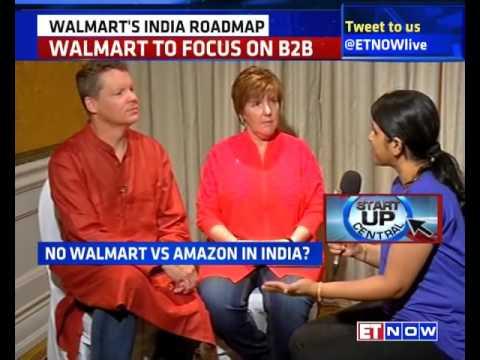 Walmart To Focus On B2B