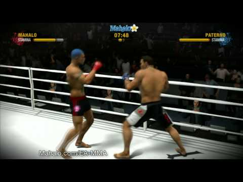 EA Sports MMA Career – 18th Pro Fight (Championship Fight)