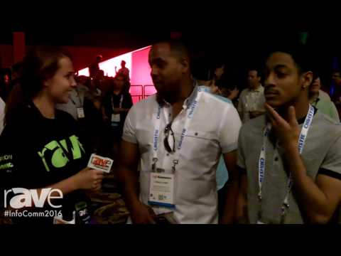 InfoComm 2016: Katherine Boliek Asks Craig Laws and Daelan Laws About Upcoming Conference