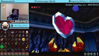 ZOOTER | Ocarina of Time TokenSanity Randomizer Co-op with Spikevegeta