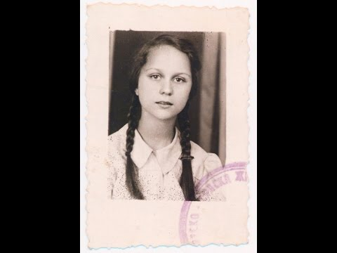 Alexandra's Story (surviving a Nazi concentration camp)