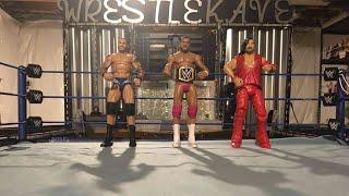 Randy Orton vs Jinder Mahal vs Shinsuke Nakamura-WWE Championship Match