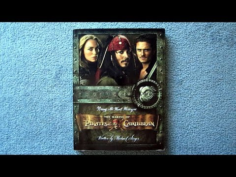 Bring Me That Horizon: The Making of Pirates of the Caribbean [BOOK REVIEW]