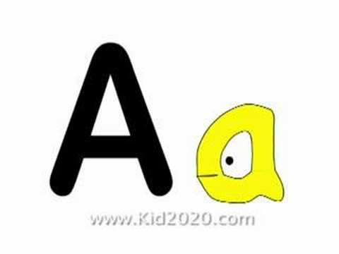 Alphabet Big And Small Letters