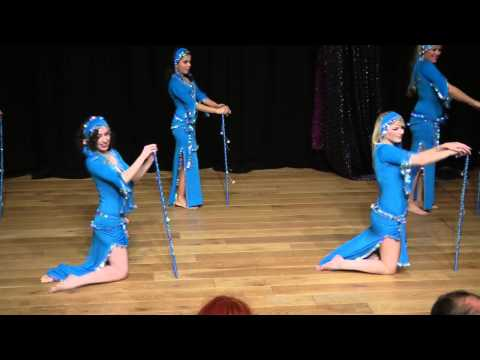 Shamooza Award Winning Belly Dance Troupe - Raqs Assaya