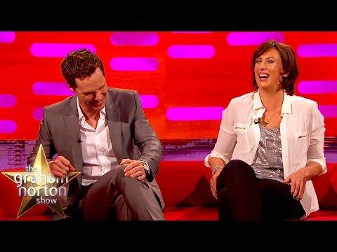 Benedict Cumberbatch Talks About Getting Stiff - The Graham Norton Show