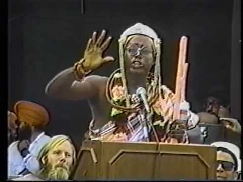 Bhakti Tirtha Swami - March on Washington 1993.mp4