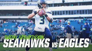 Analyzing Russell Wilson vs. Eagles | Baldy's Breakdown