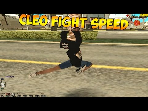 Cleo Fight Speed