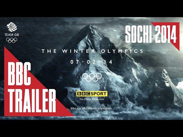 BBC Sochi 2014 Winter Olympics Official Trailer - Team GB