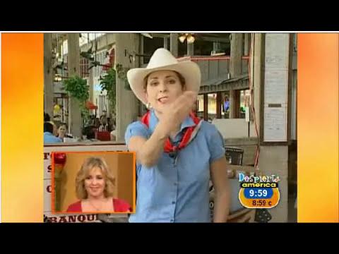 Despedida de Ana Maria Canseco de Despierta America