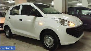Hyundai Santro Era 2018 | Santro 2018 Base Model Features | Interior and Exterior | Real-life Review