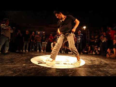 The Uk B-boy Championships North Africa Finals 2015 - final battle