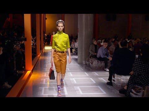 Download Lagu  Prada   Spring Summer 2019 Full Fashion Show   Exclusive Mp3 Free