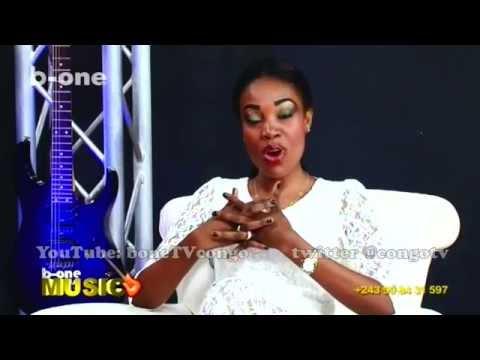 Anniversaire de b-one Music: Noella Madinga présente Papy Mboma