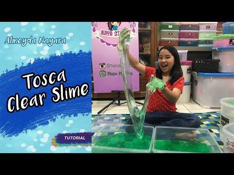 Tutorial Bikin Clear Slime yang Langsung Clear (Bening)