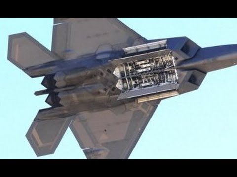 F-22 RAPTOR DEMO @ 2012 MCAS Miramar Air Show