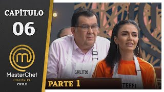 MASTERCHEF CELEBRITY CHILE | CAPÍTULO 6 | PARTE 1 | TEMPORADA 1