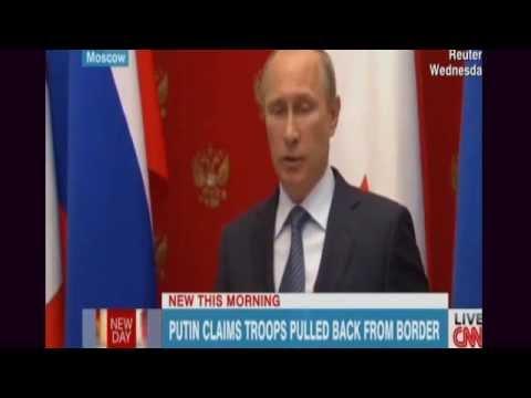 Pro-Russian separatists defy Putin call to delay referendum in Ukraine