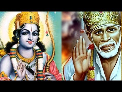 Om Sai Ram Tumhi Raksha - Sai Baba, Hindi Devotional Song video
