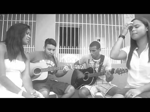 Aline Barros,  Casa do Pai (ACOUSTIC COVER)