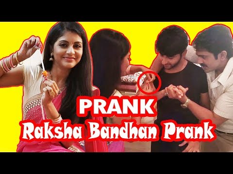 Megha aka Krishna plays Raksha Bandhan prank on Radhe
