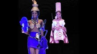 FULL HD: MISS TANZANIA 2018 ROUND ONE