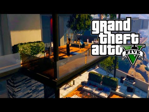 GTA 5 Online: How To Buy Penthouses, Garages & Houses - Buying Guide (GTA V)