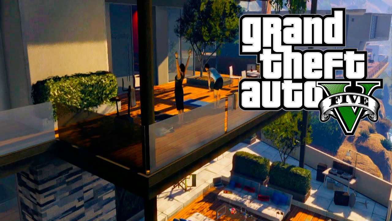 Gta 5 Online How To Buy Penthouses Garages Houses Buying Guide Gta V Youtube