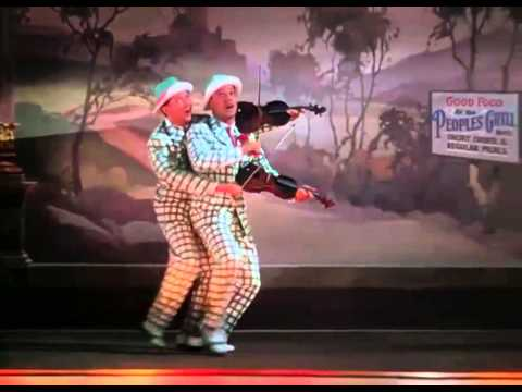 Fit as a Fiddle (Singin' In the Rain), behind the scenes with Donald O'Connor