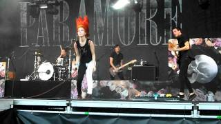 Paramore - (the beginning of) For a Pessimist I'm Pretty Optimistic (live at Ruisrock 08.07.2011)