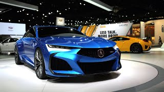 There's No Way The Acura Type S Concept Isn't Close To Production-Ready | Jalopnik