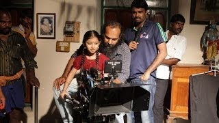 Saivam Shooting Spot Video - Official