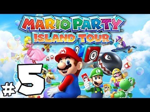 Mario Party Island Tour Wiiriketopray Bowser Tower