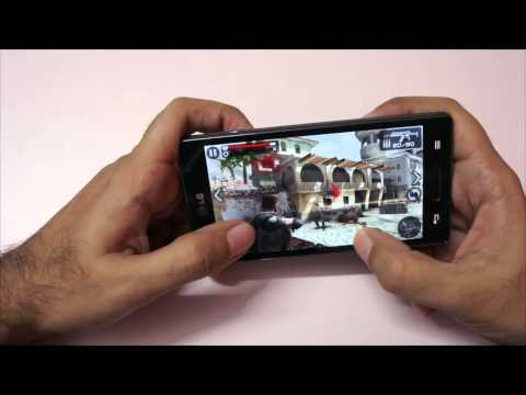 LG Optimus L9 Gaming Review & Benchmark - Geekyranjit