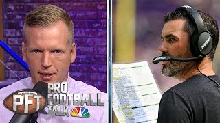 Chris Simms on Kevin Stefanski hiring: Browns are dumpster fire | Pro Football Talk | NBC Sports