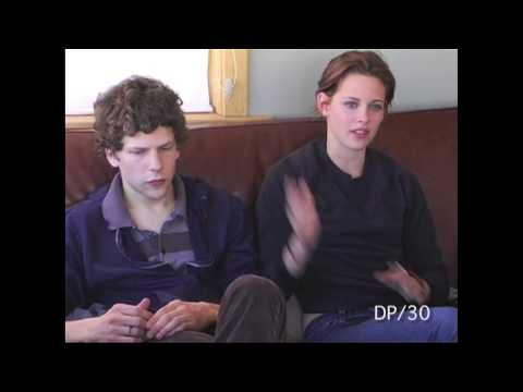 DP/30 Sneak Peek - Part 2: Adventureland's Kristin Stewart & Jesse Eisenberg