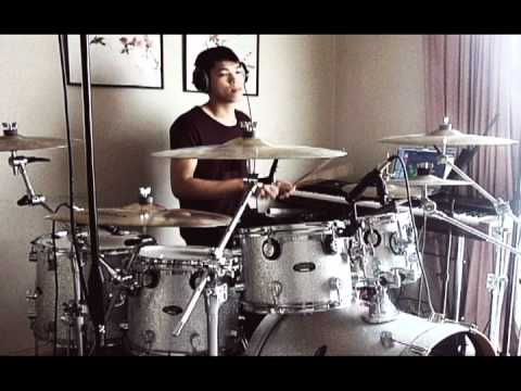 Framing Hanley - You Stupid Girl (drum Cover Lyrics Tutorial) Hd video