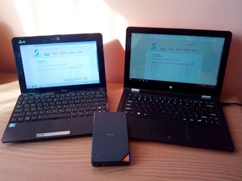 SSK-Cloud SSM-F200 или личное облако на 1TB