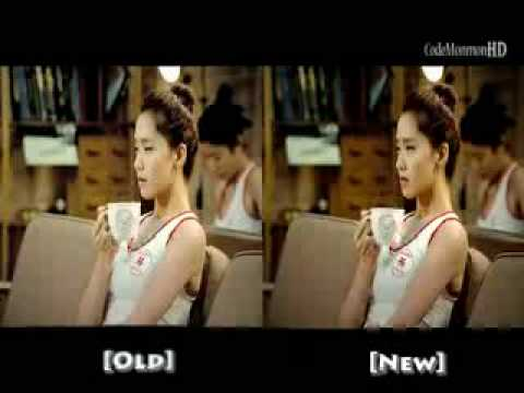 [cabi Song] Snsd & 2pm [mv] (comparison Old & New) video