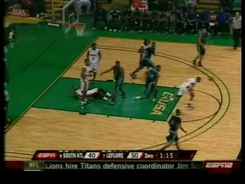 DeMarcus Cousins- Leflore Vs South Atlanta Video